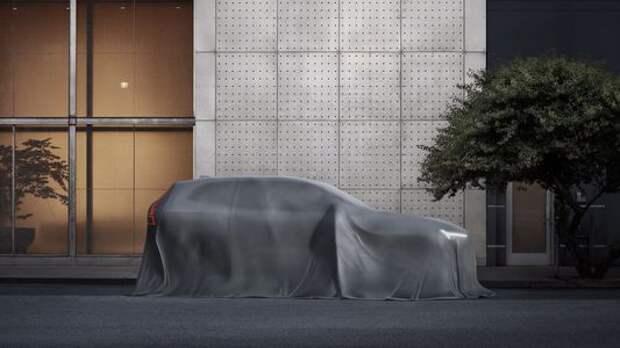 Volvo XC60 нового поколения приедет в Женеву