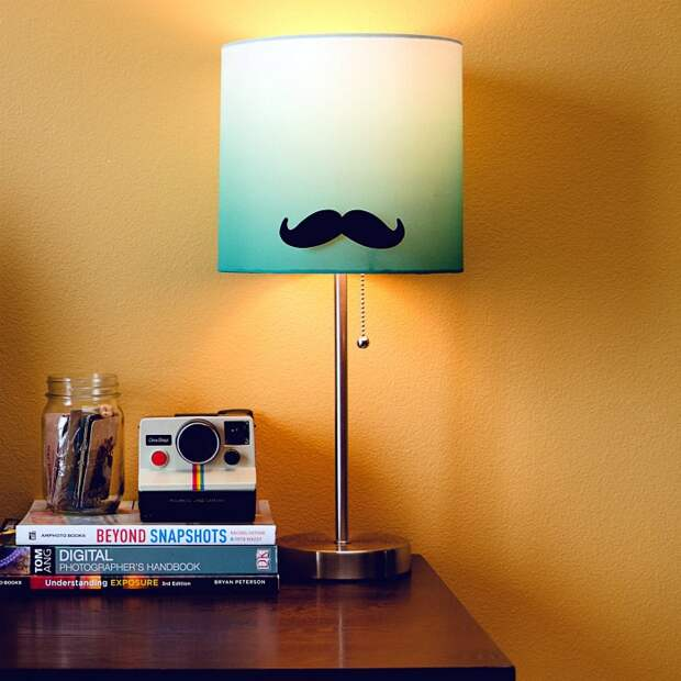 Усатая лампа
