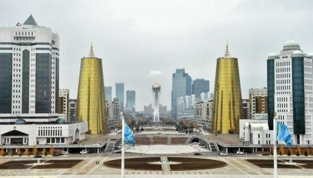Токаев предложил переименовать столицу Казахстана в Нурсултан