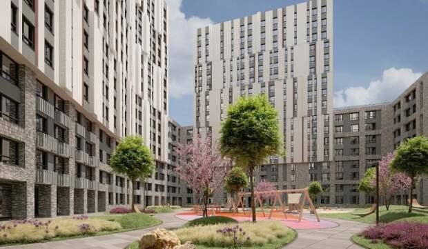 Около 1,5 млн кв. метров жилья по реновации планируется ввести в 2021 году
