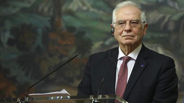 Боррель возмутился реакцией России после высылки дипломатов из Чехии