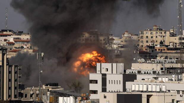 Посол Израиля назвал условия прекращения огня по сектору Газа