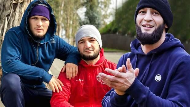Чеченский боец сказал, что «порвет» Нурмагомедова, «если надо». Брат Хабиба советует ему «быть аккуратным»