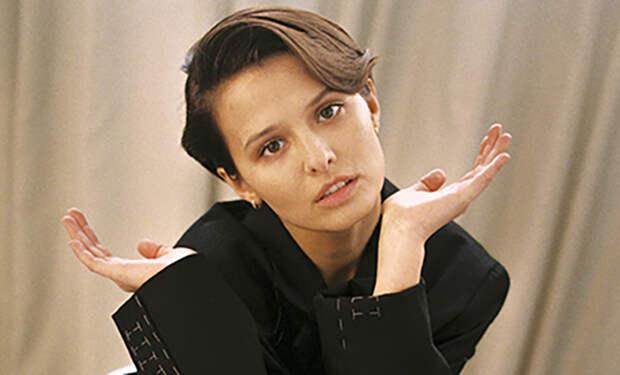 Любовь Аксенова о решении стать актрисой, эротике в кино и секретах крепкого брака