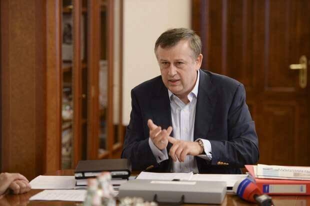 Губернатор Ленобласти рассказал о своих новогодних пожеланиях