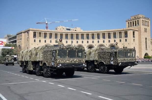 Military Watch (США): карабахский конфликт урегулируют «Искандеры»