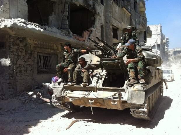 Символические штурмы: Алеппо, Мосул, что дальше?