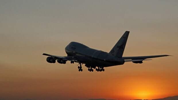 Украина объявила дату остановки авиасообщения с Белоруссией