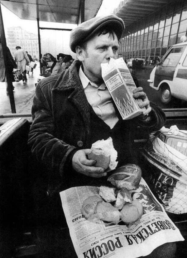 1. Голод застал в пути. СССР, интересное, история, фотографии