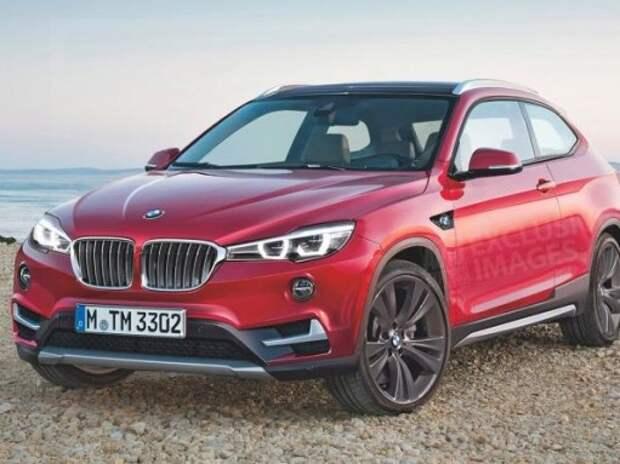BMW выпустит шесть переднеприводников до конца 2017-го