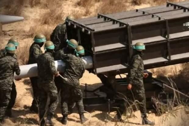 Газа почти дотянулась доЭйлата: запущена самая дальняя ракета ХАМАСа