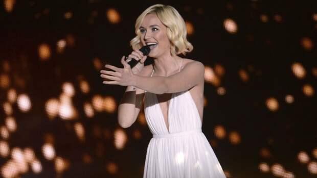 Полина Гагарина огласит оценки российского жюри в финале Евровидения