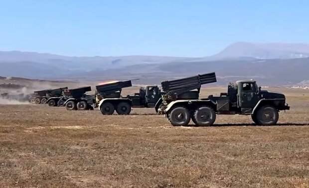 «Царица артиллерии»: на что способна российская РСЗО «Торнадо-С»