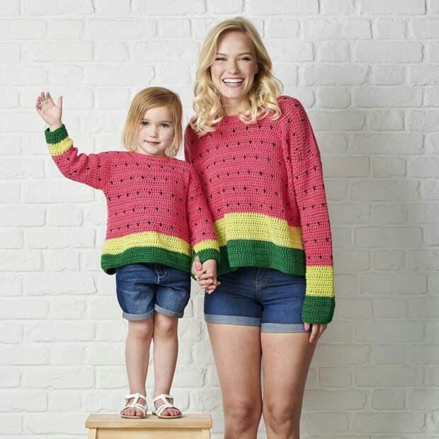 Арбузные свитера