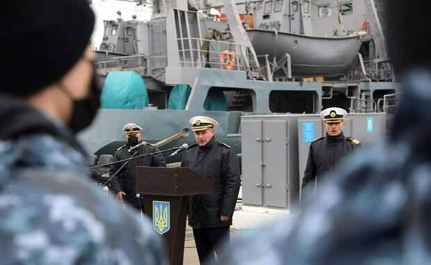 «Готовьте ваших подчинённых к бою»: в ВМС Украины напутствовали старшинский состав в Одессе