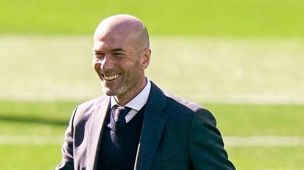 Зидан: «С первым голом в ворота «Осасуны» пришло облегчение. «Реал» добился хорошей победы»