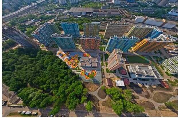 Строительная площадка в Западном Дегунине выкуплена крупнейшим российским девелопером