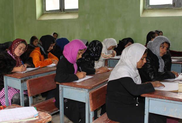 Кундузская школа для девочек