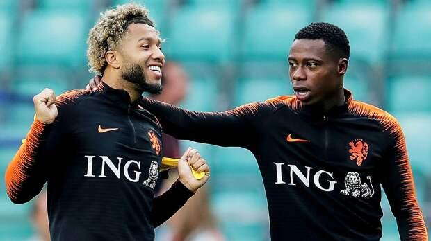 Промес остался в запасе на товарищеский матч Нидерландов с Шотландией