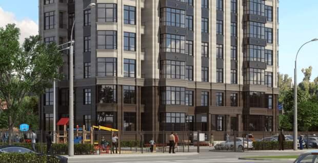 ЮИТ построит ЖК Wellamo в Адмиралтейском районе Петербурга