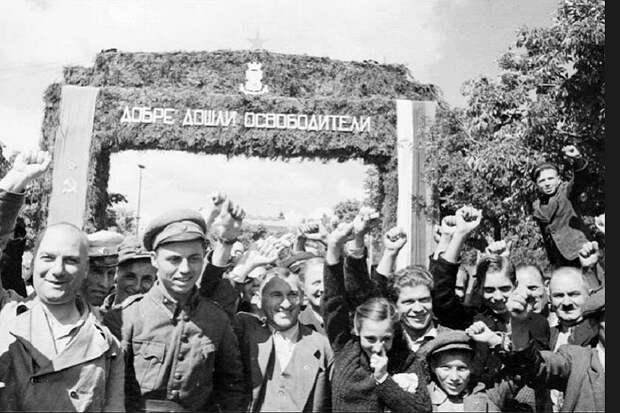 75 лет назад СССР объявил войну Болгарии. Встречали нас хлебом-солью