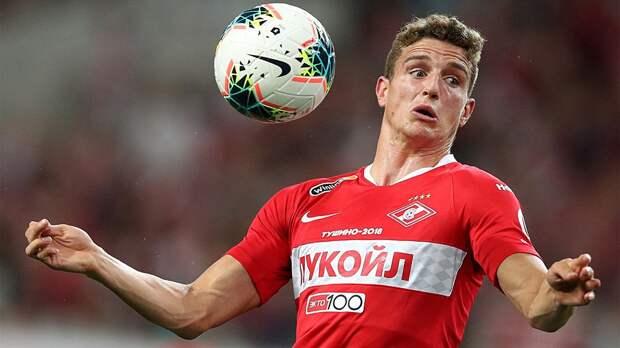 В «Спартаке» подтвердили аренду Тиля в «Фейеноорд». Москвичи имеют право вернуть футболиста зимой