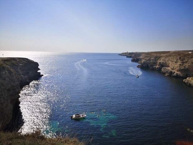 Поклонская с помощью прокуратуры разберется с загрязнением моря в Черноморском районе