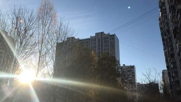 Синоптик пообещал москвичам самый теплый день с начала мая