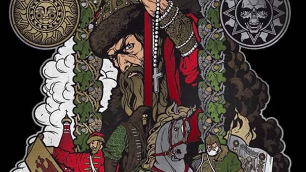 Русский Дух 21 века. Оживающая сказка художника Максима Кулешова, фото № 16