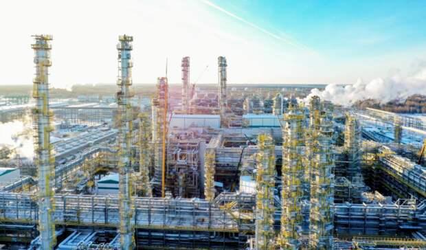 Начетверть увеличилось производство полипропилена вРФвянваре–июле 2020