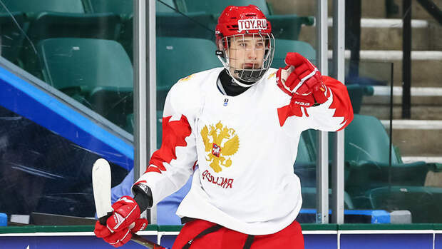 «Нэшвилл» выбрал Свечкова надрафте НХЛ