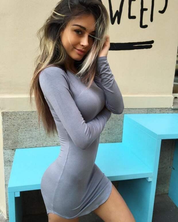 Подборка позитивных фотографий с девушками и зачетных картинок из сети