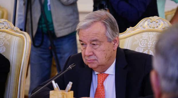«Бой должен прекратиться». ООН призывает Израиль и Палестину завершить боевые действия