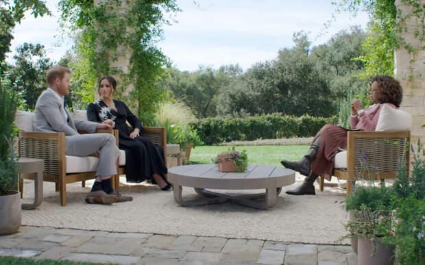 Меган Маркл и принц Гарри рассказали об отношениях с королевской семьей Опре Уинфри
