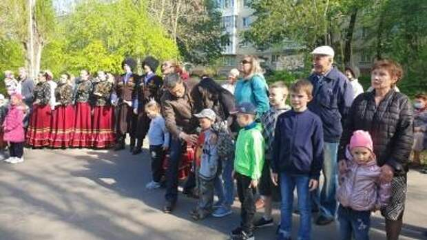 В Ставрополе стартовала патриотическая акция «Утро Победы».