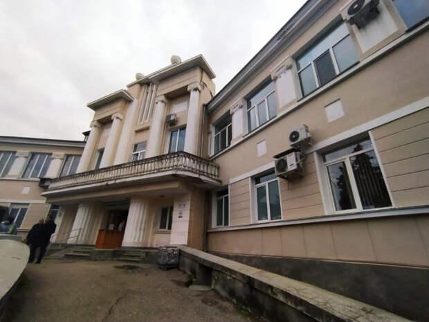Депздрав Севастополя подтвердил выселение травматологического отделения