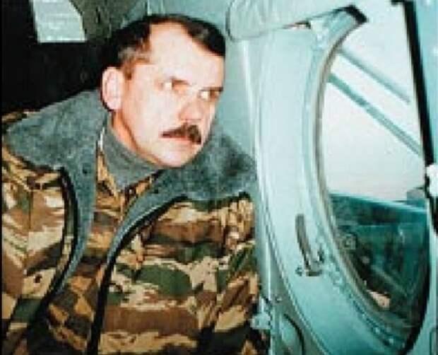 Тайны похищения генерала Геннадия Шпигуна