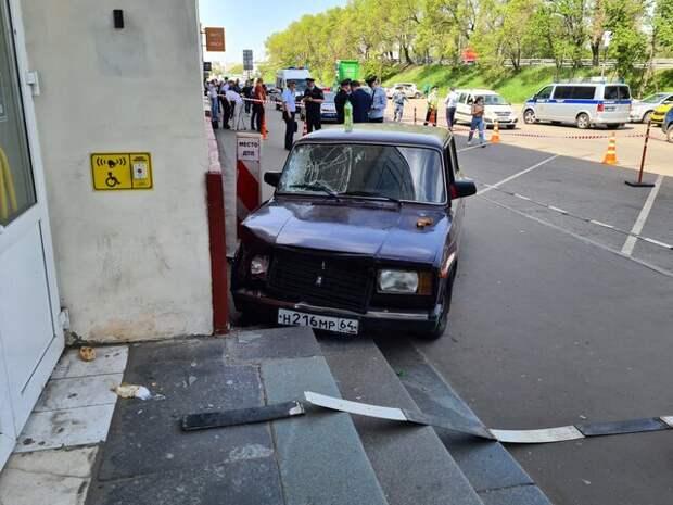 Прокуратура Москвы начала проверку по факту ДТП, в котором пострадали четыре пешехода
