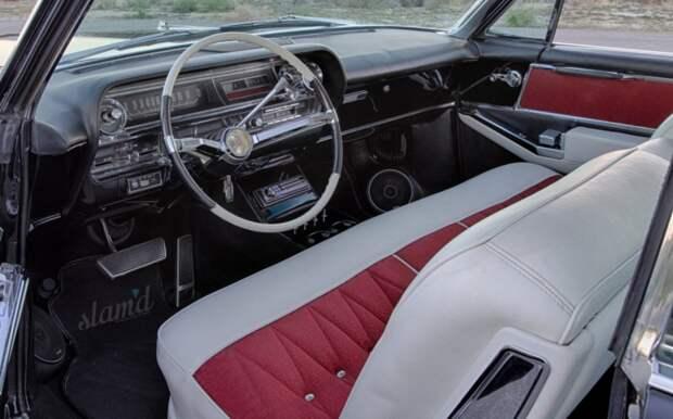 Необычный взгляд на семейный автомобиль cadillac, кастом, кастомайзинг, олдтаймер