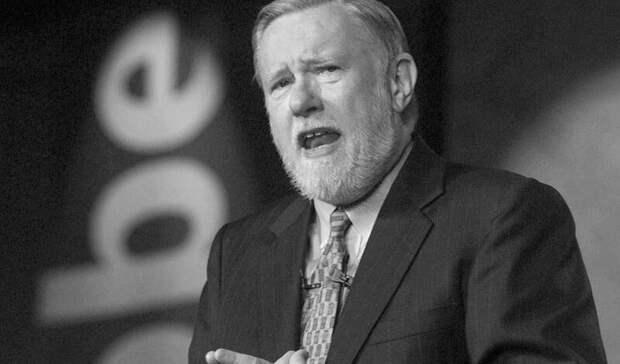 Скончался 81-летний сооснователь Adobe Чарльз Гешке