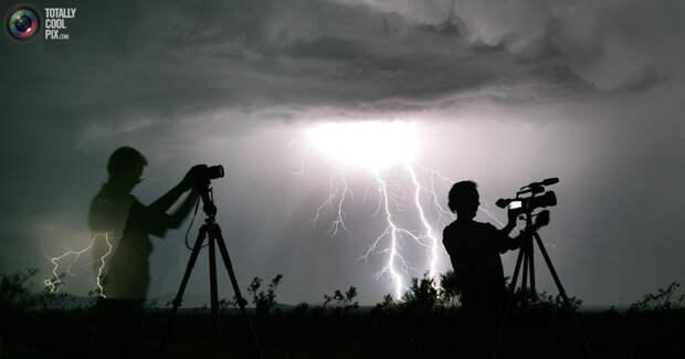 3020 Фото молний из разных уголков мира