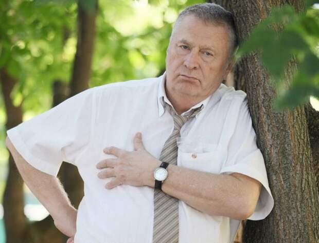 Владимир Жириновский рассказал о трех самых болезненных любовных травмах