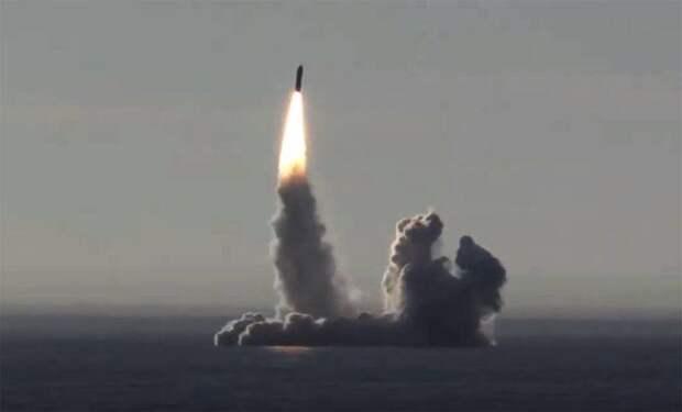 Выяснилась реальная цель пуска баллистической ракеты с французской АПЛ