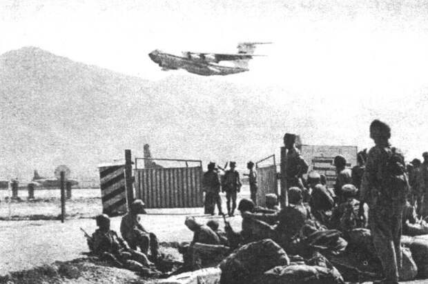 Забытый подвиг российских десантников: как российских дипломатов эвакуировали из Кабула в 1992 году