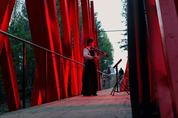 В Никола-Ленивце прошел юбилейный фестиваль «Архстояние»