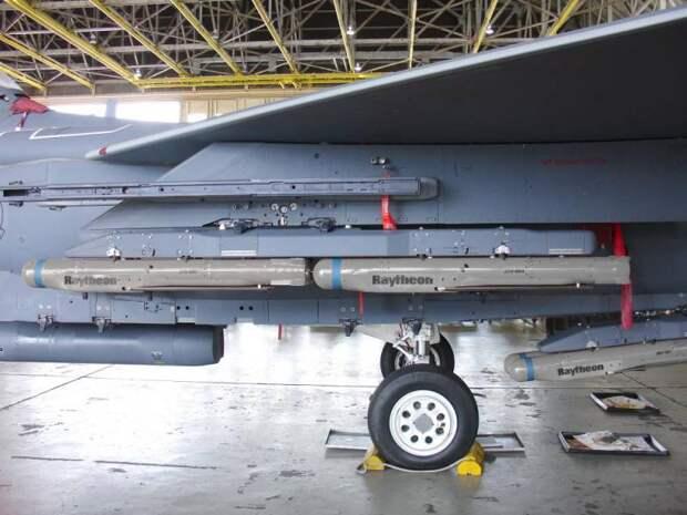 «Правила игры» бомбы GBU-53/B StormBreaker