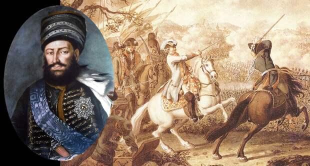 Грузинский царь Ираклий