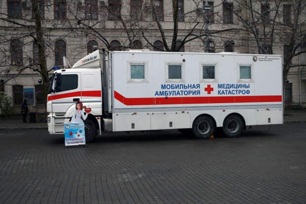 Прививочная кампания от коронавируса в Севастополе. Статистика