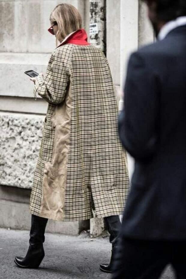 Необычные пальто - подборка
