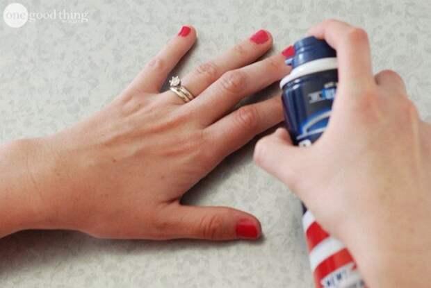 Вот как надо использовать пену для бритья!